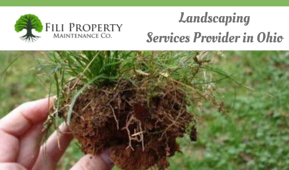 landscaping services provider in Ohio