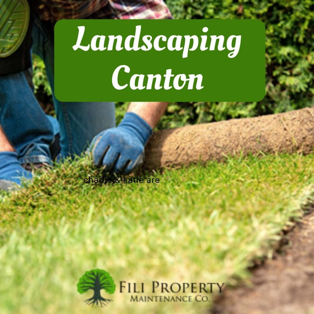 Landscaping Canton
