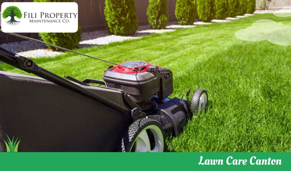 Lawn Care Canton